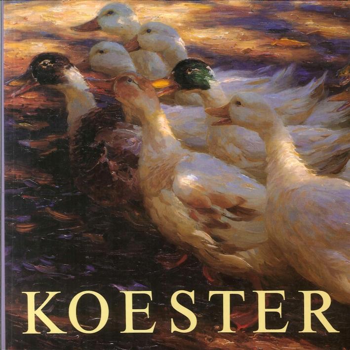 Alexander Koester. Werke Aus Der Schenkung Else Eckhard. Studio-Ausstellung 7 Katalogbearbeitung Mario-Andreas Von Luttichau