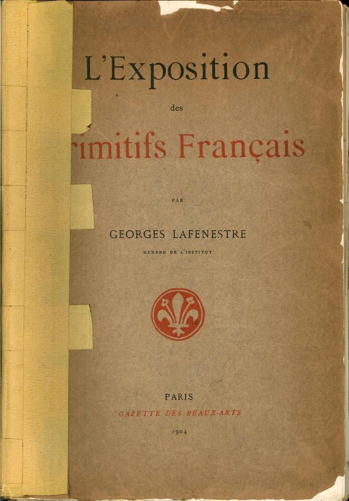 Exposition des Primitifs Français