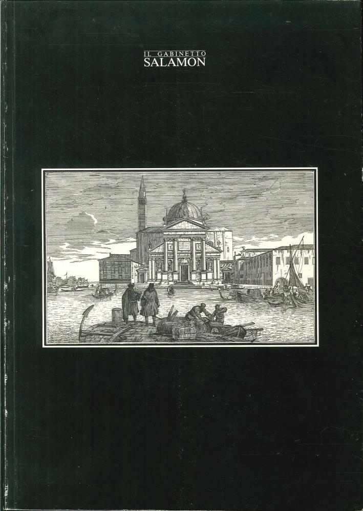 Il Gabinetto Salamon. Cat. N.111. Luca Carlevarijs. Milano, dal 27 Febbraio al 24 Marzo