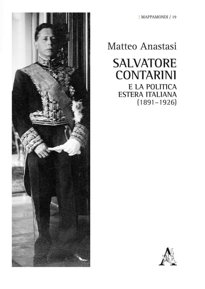 Salvatore Contarini e la politica estera italiana (1891-1926)