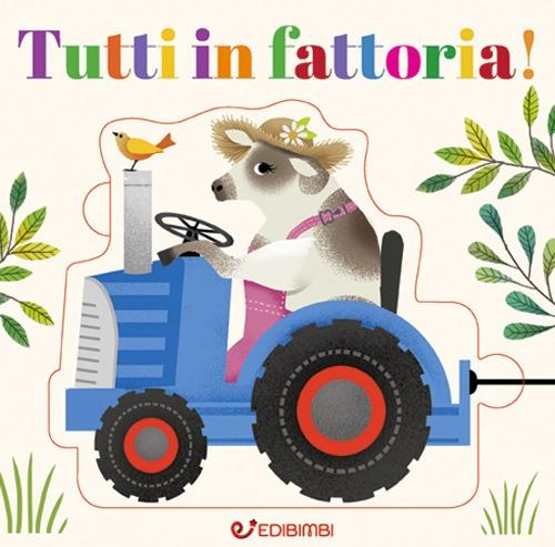Tutti in fattoria! Crea puzzle. Ediz. illustrata