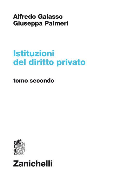 Istituzioni del diritto privato. Vol. 2