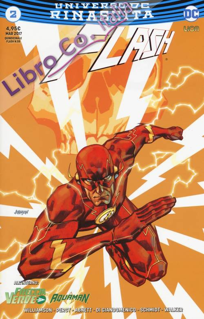 Rinascita. Flash. Vol. 2