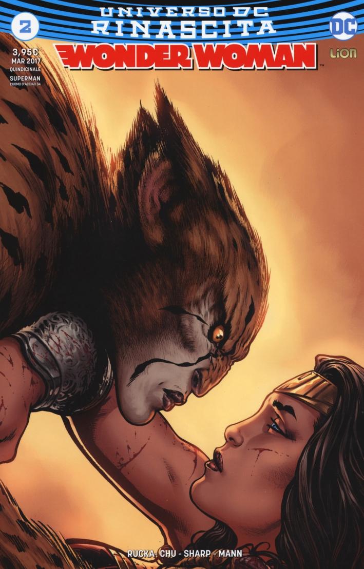 Rinascita. Wonder Woman. Vol. 2