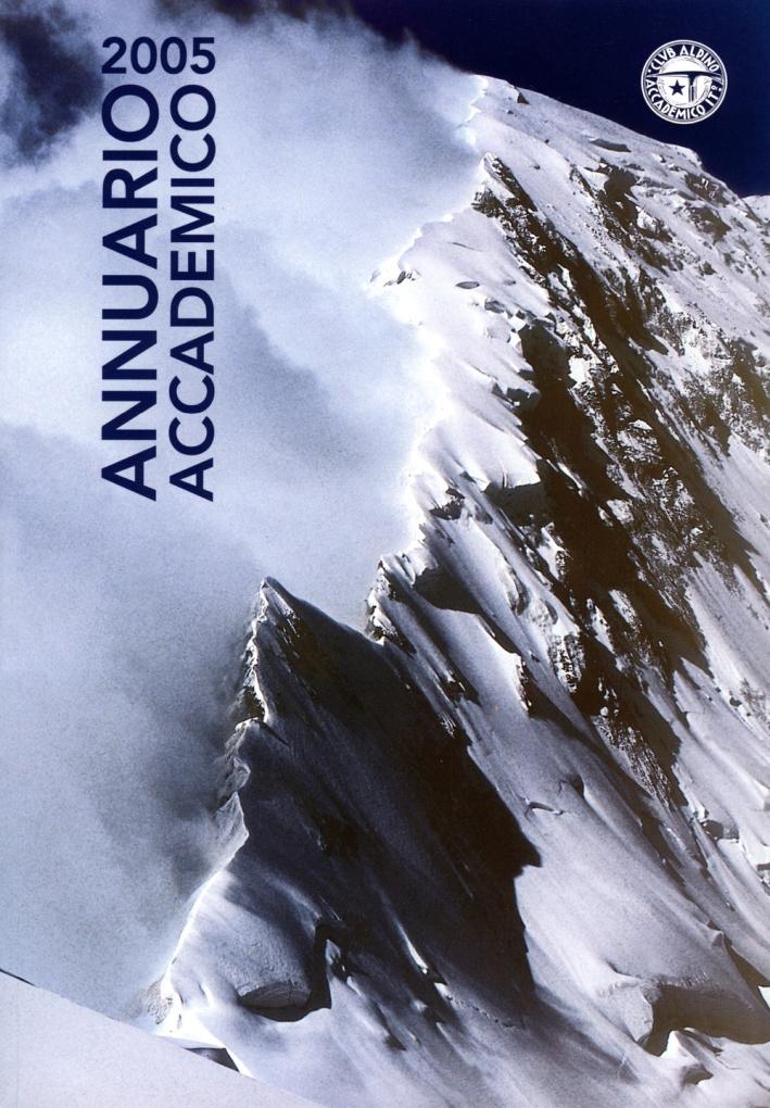 Annuario Accademico (2005). Vol. 106