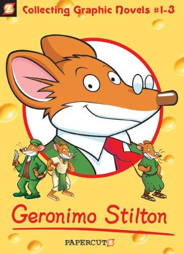 Geronimo Stilton Boxed Set