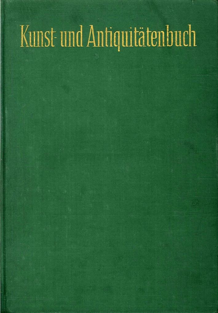 Keysers Kunst Und Antiquitätenbuch
