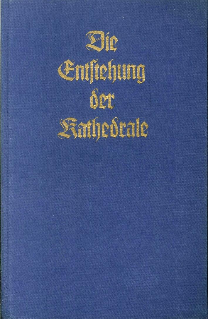 Die Entstehung Der Kathedrale.
