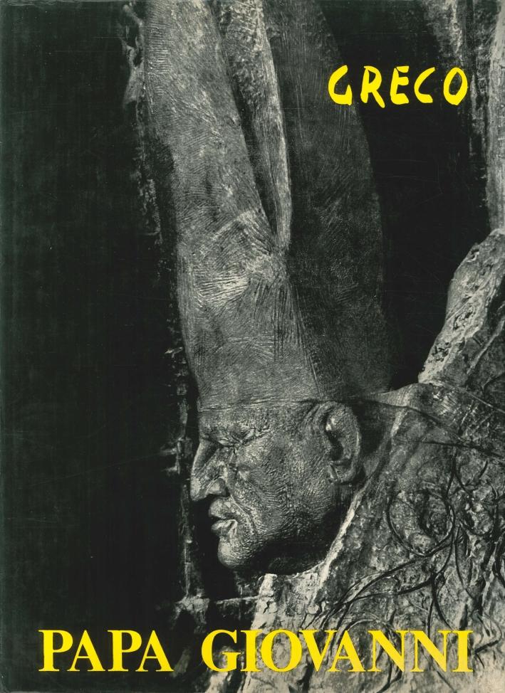 Papa Giovanni di Emilio Greco