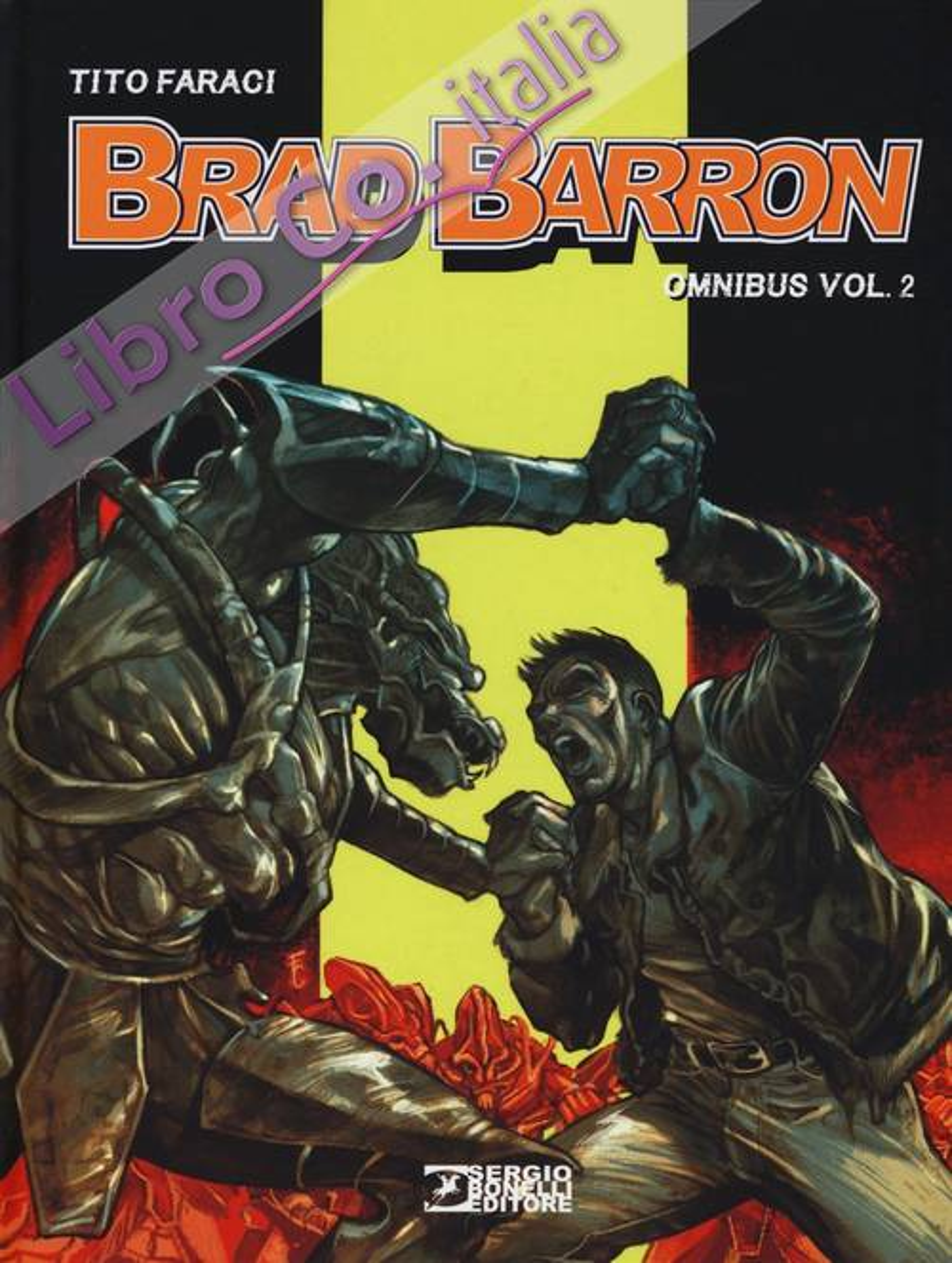 Brad Barron. Omnibus. Vol. 2