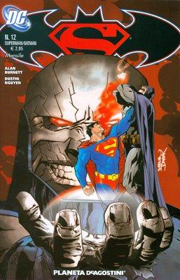 Superman/Batman. Seconda serie . Vol. 12