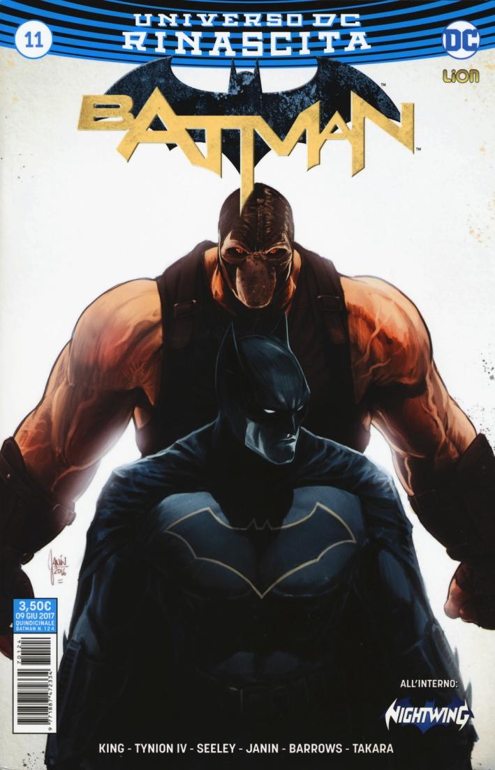 Rinascita. Batman. Vol. 11