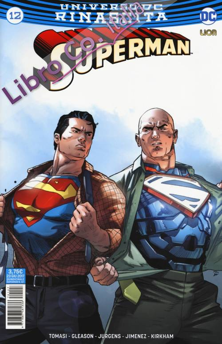 Superman. Rinascita. Vol. 12