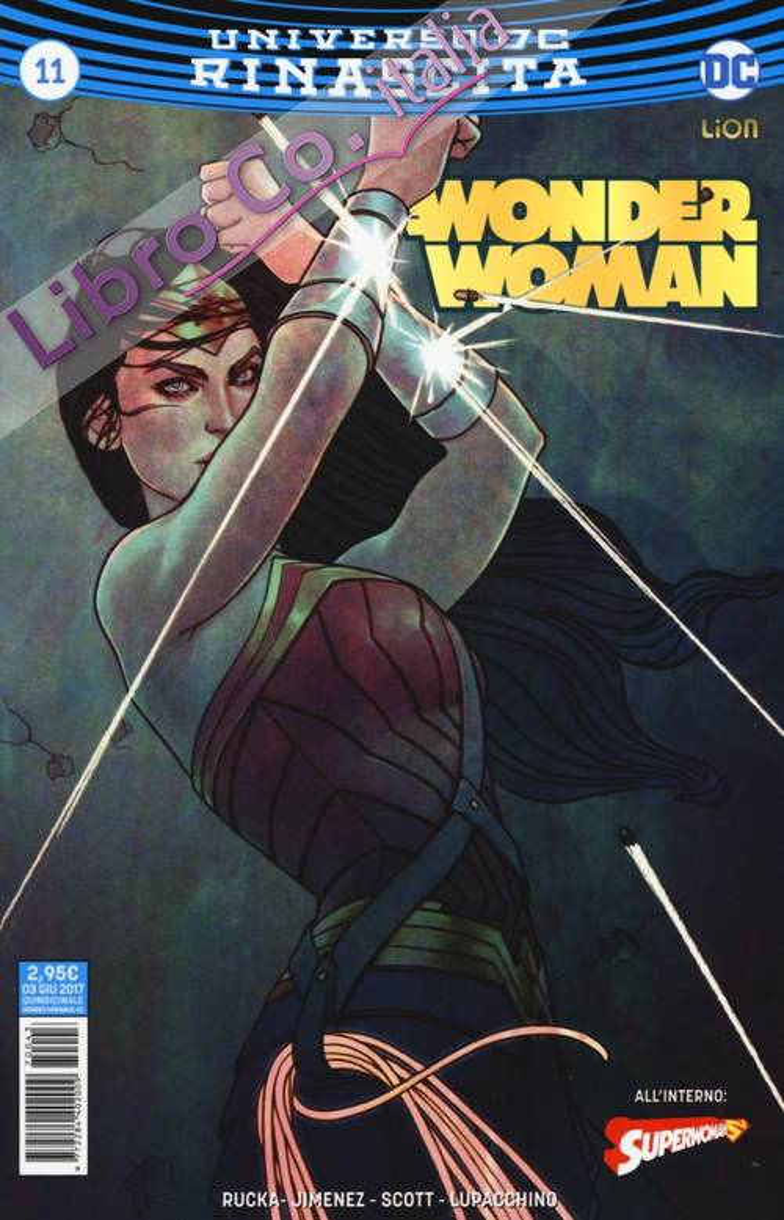 Wonder Woman. Rinascita. Vol. 11