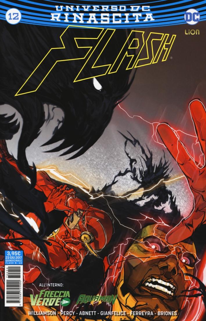 Rinascita. Flash. Vol. 12