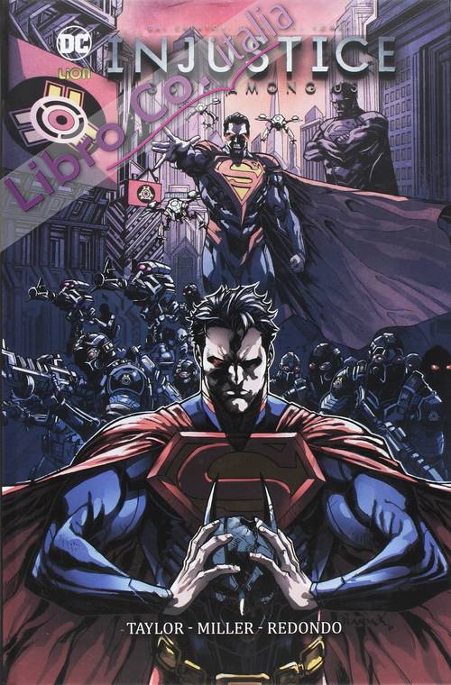 Injustice. Gods among us. Vol. 3