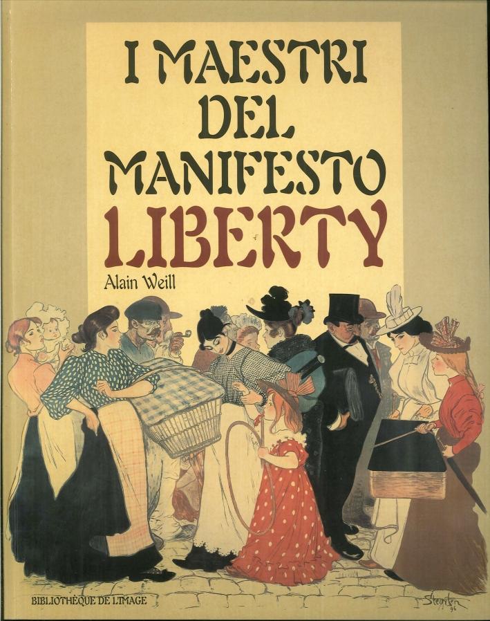 I Maestri del Manifesto Liberty