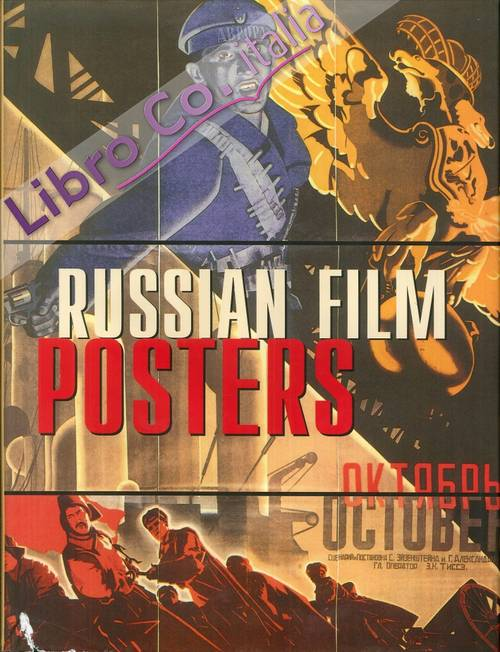 Russian Film Posters. 1900-1930.