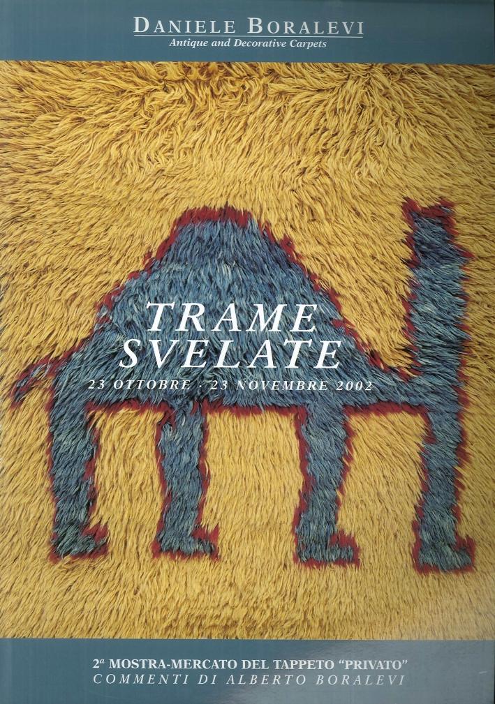 Trame Svelate. 23 ottobre - 27 novembre 2002. N. 2.