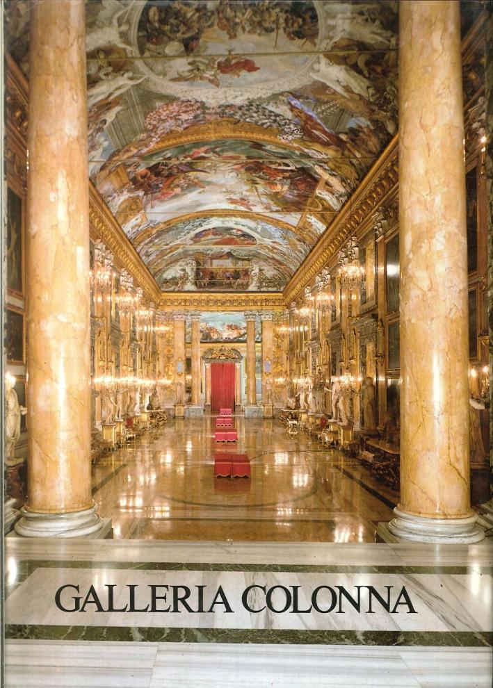 Catalogo Sommario della Galleria Colonna in Roma, Dipinti
