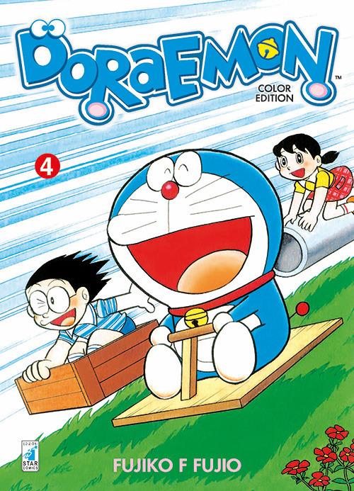 Doraemon. Color edition. Vol. 4
