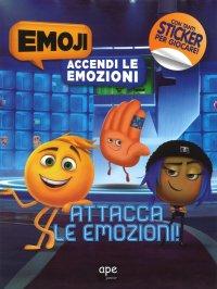 Attacca le emozioni! Accendi le emozioni. Emoji. Con adesivi. Ediz. a colori