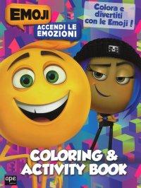 Coloring & activity book. Accendi le emozioni. Emoji . Ediz. a colori