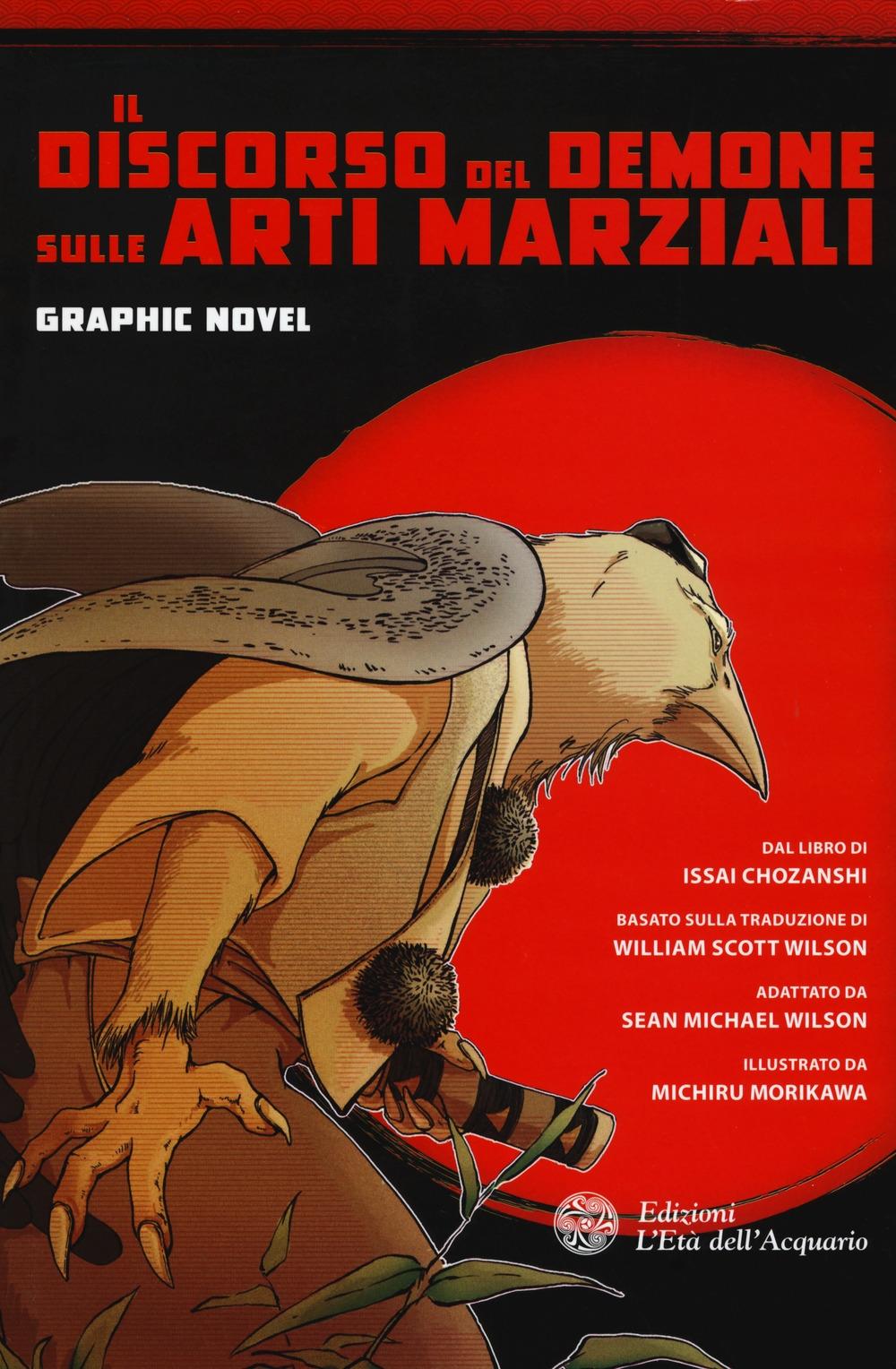 Il discorso del demone sulle arti marziali. Graphic novel