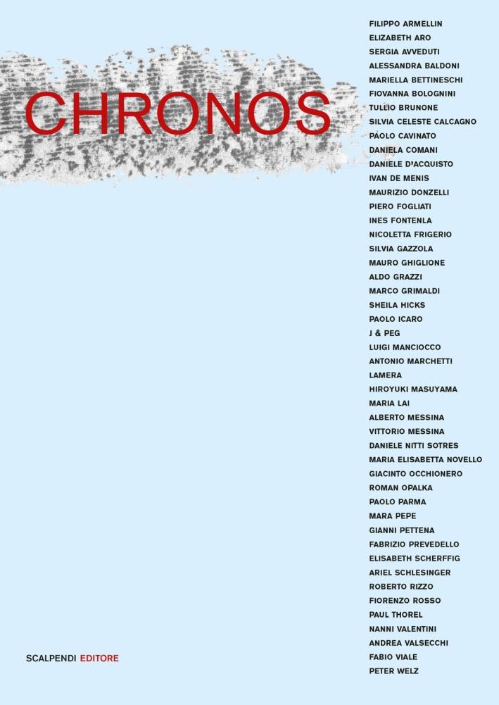 Chronos. Una riflessione sul tempo di quarantasei artisti contemporanei