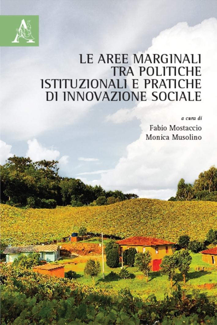 Le aree marginali tra politiche istituzionali e pratiche di innovazione sociale