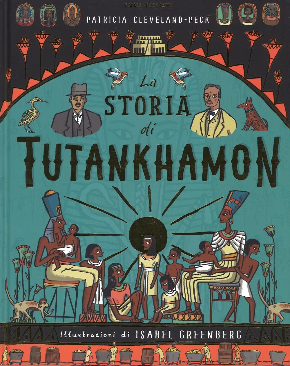 La storia di Tutankhamon