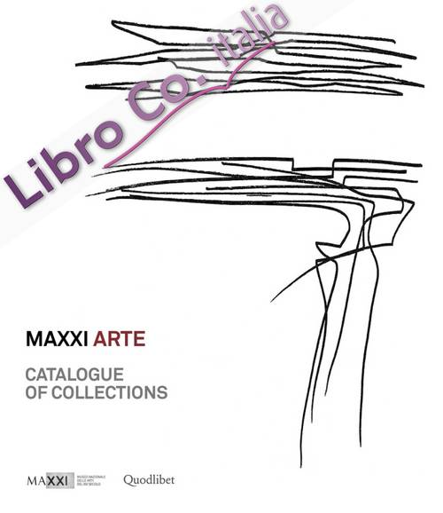Maxxi Arte. Catalogue of collections