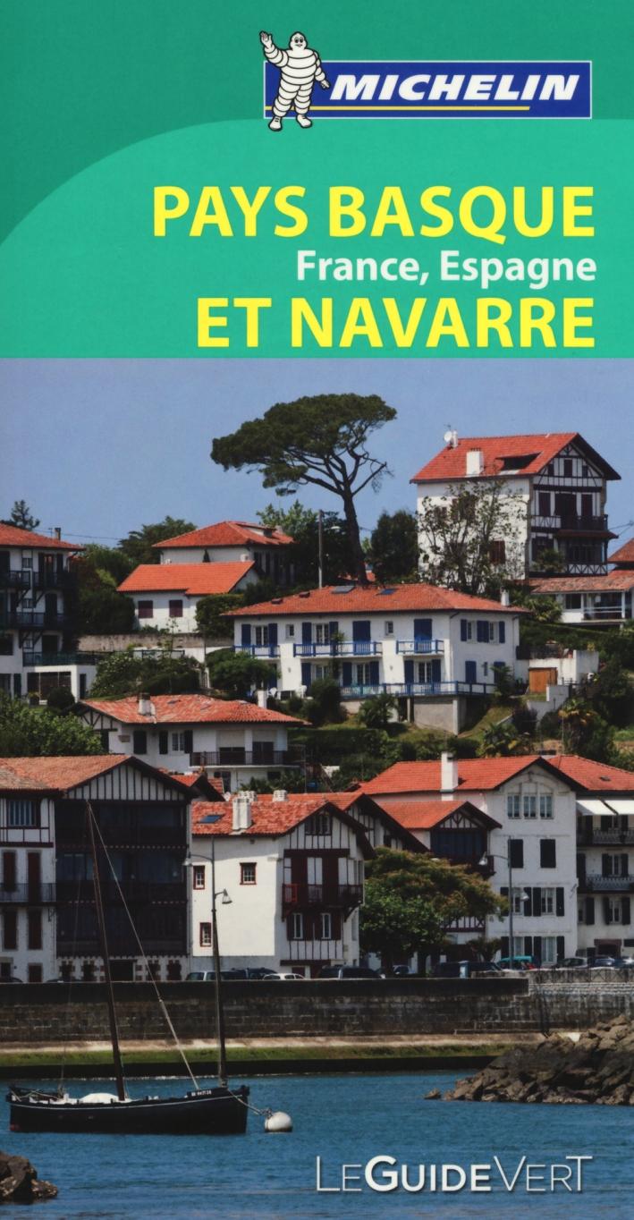Pays basque. France, Espagne et Navarre