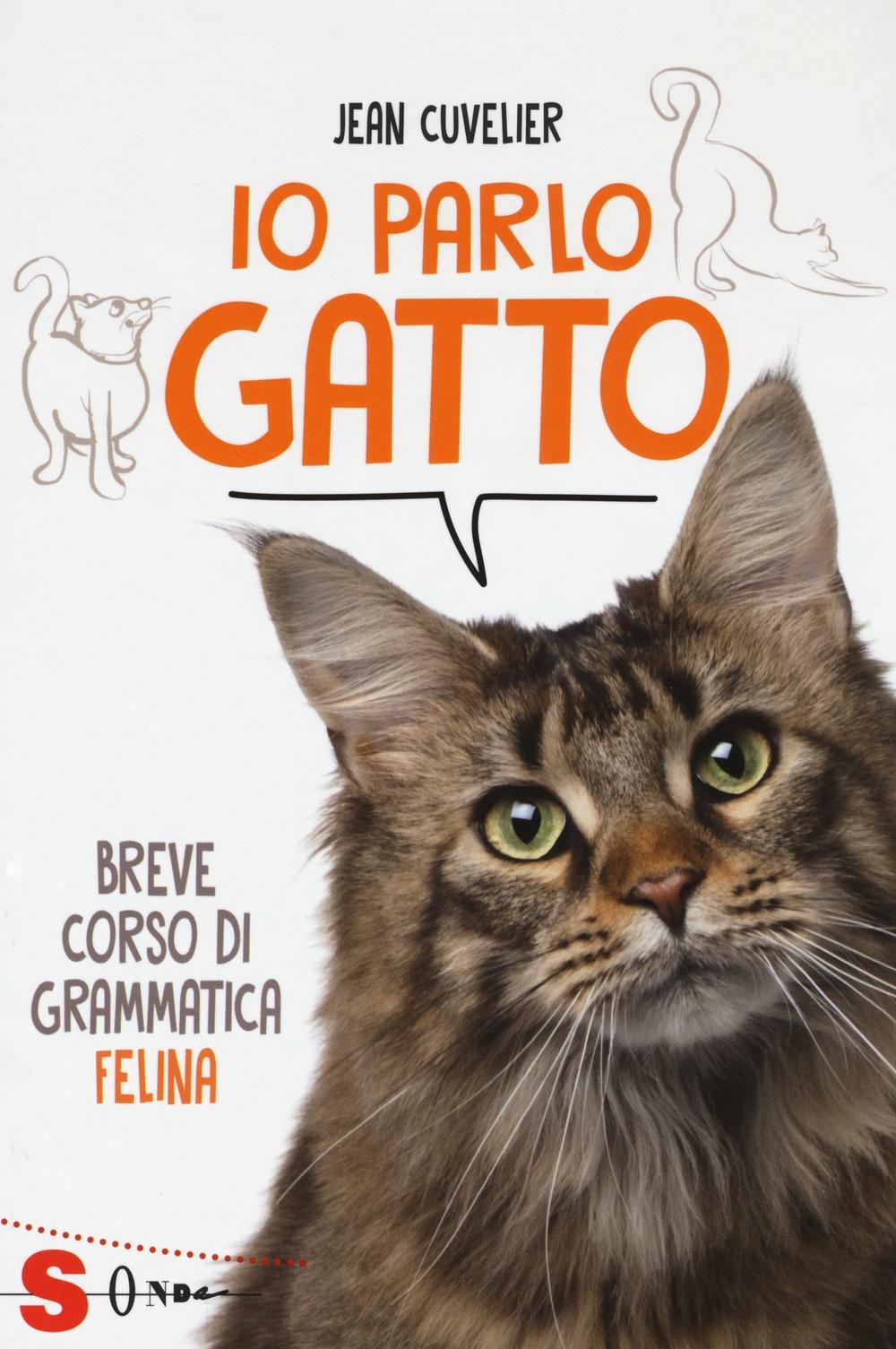 Io parlo gatto. Breve corso di grammatica felina