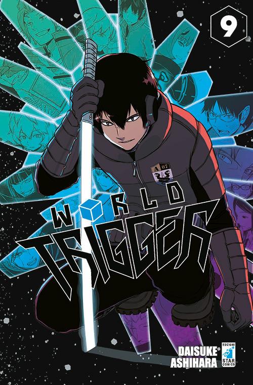 World Trigger. Vol. 9