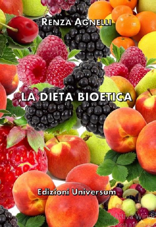 La dieta bioetica