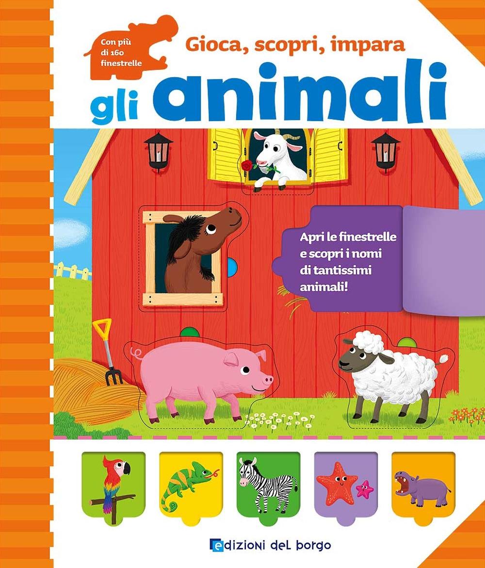 Gli animali. Ediz. a colori