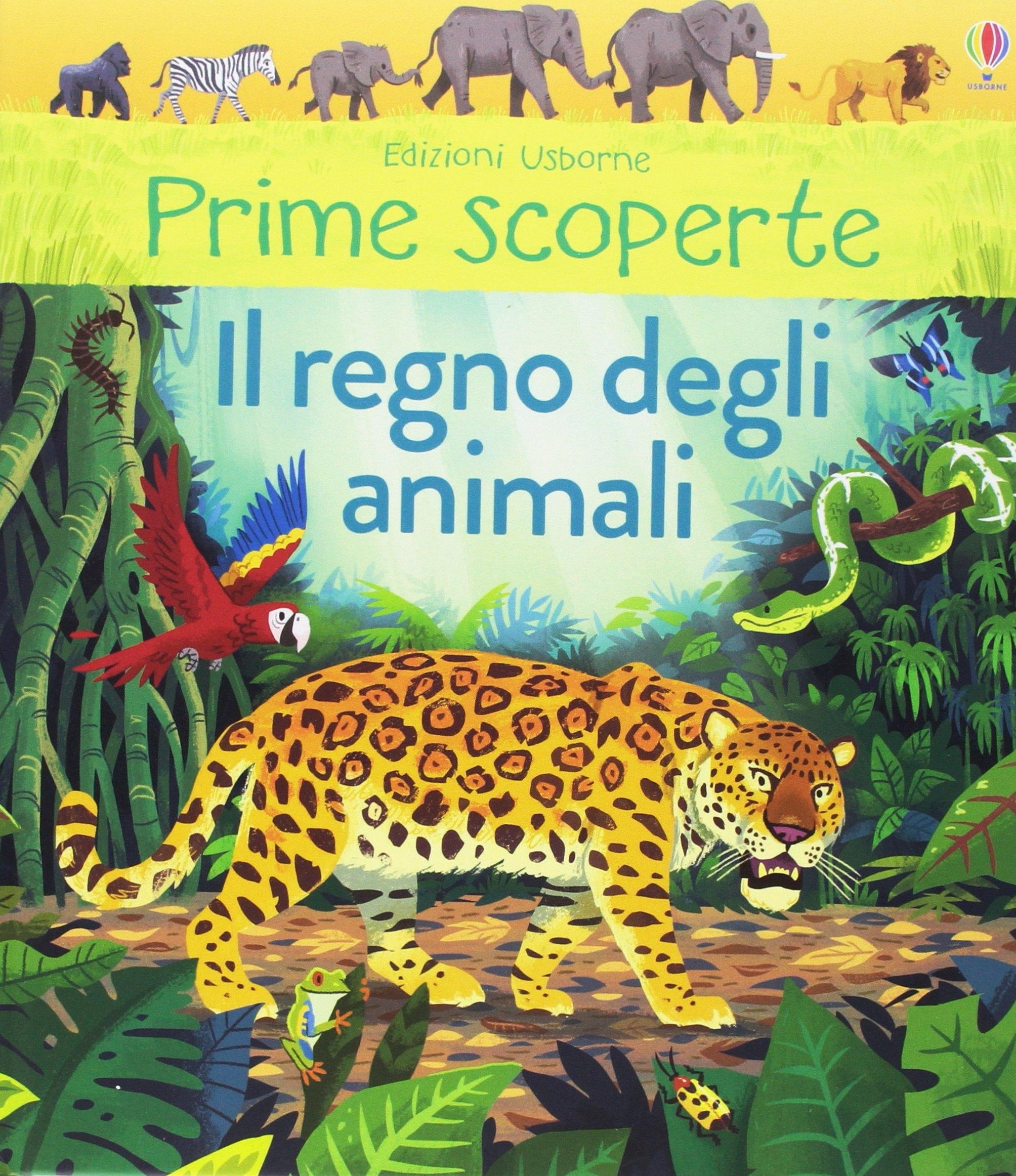Il regno degli animali. Ediz. a colori