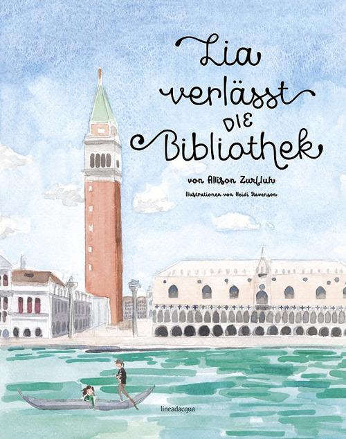 Lia verlässt die Bibliothek