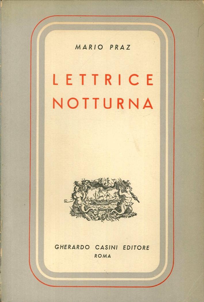 Lettrice Notturna