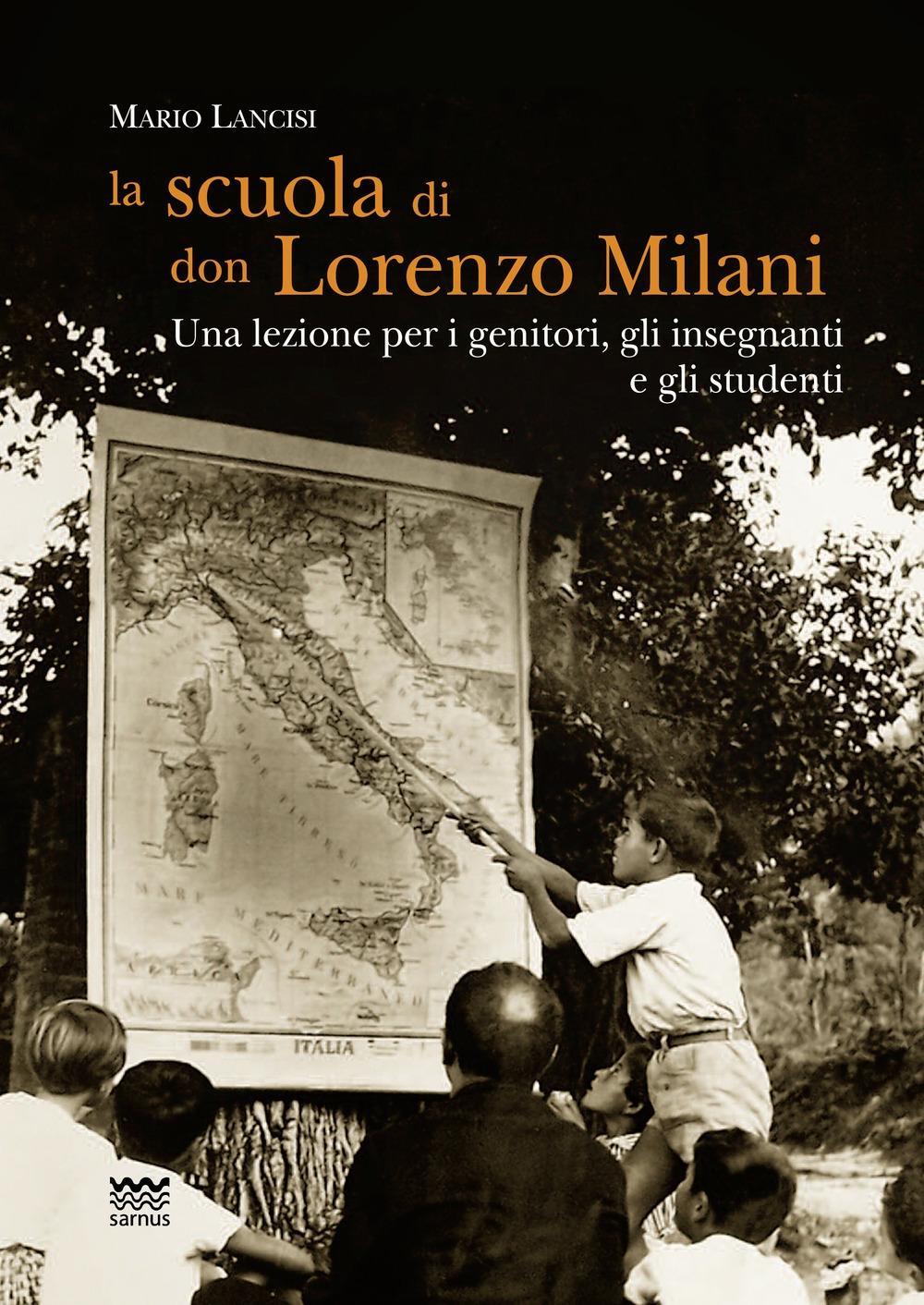 La scuola di don Lorenzo Milani