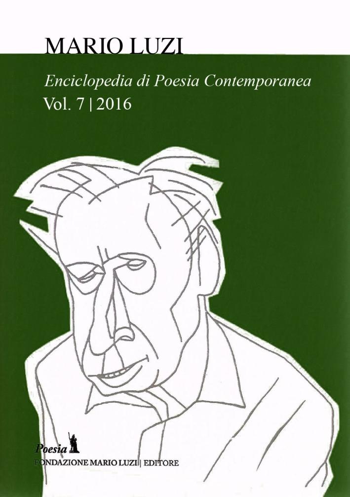 Enciclopedia di poesia contemporanea. Vol. 7