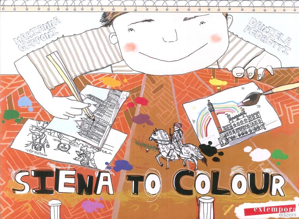 Siena to colour