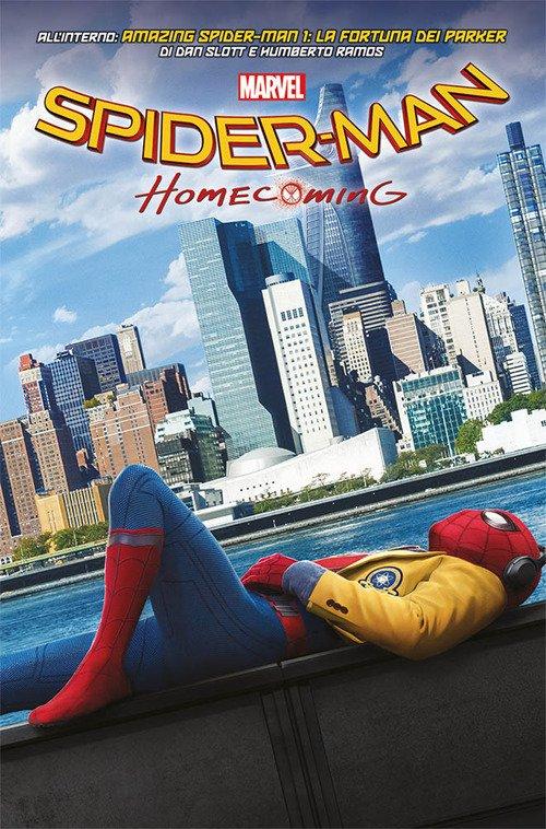 La fortuna dei Parker. Amazing Spider-Man. Movie edition. Vol. 1