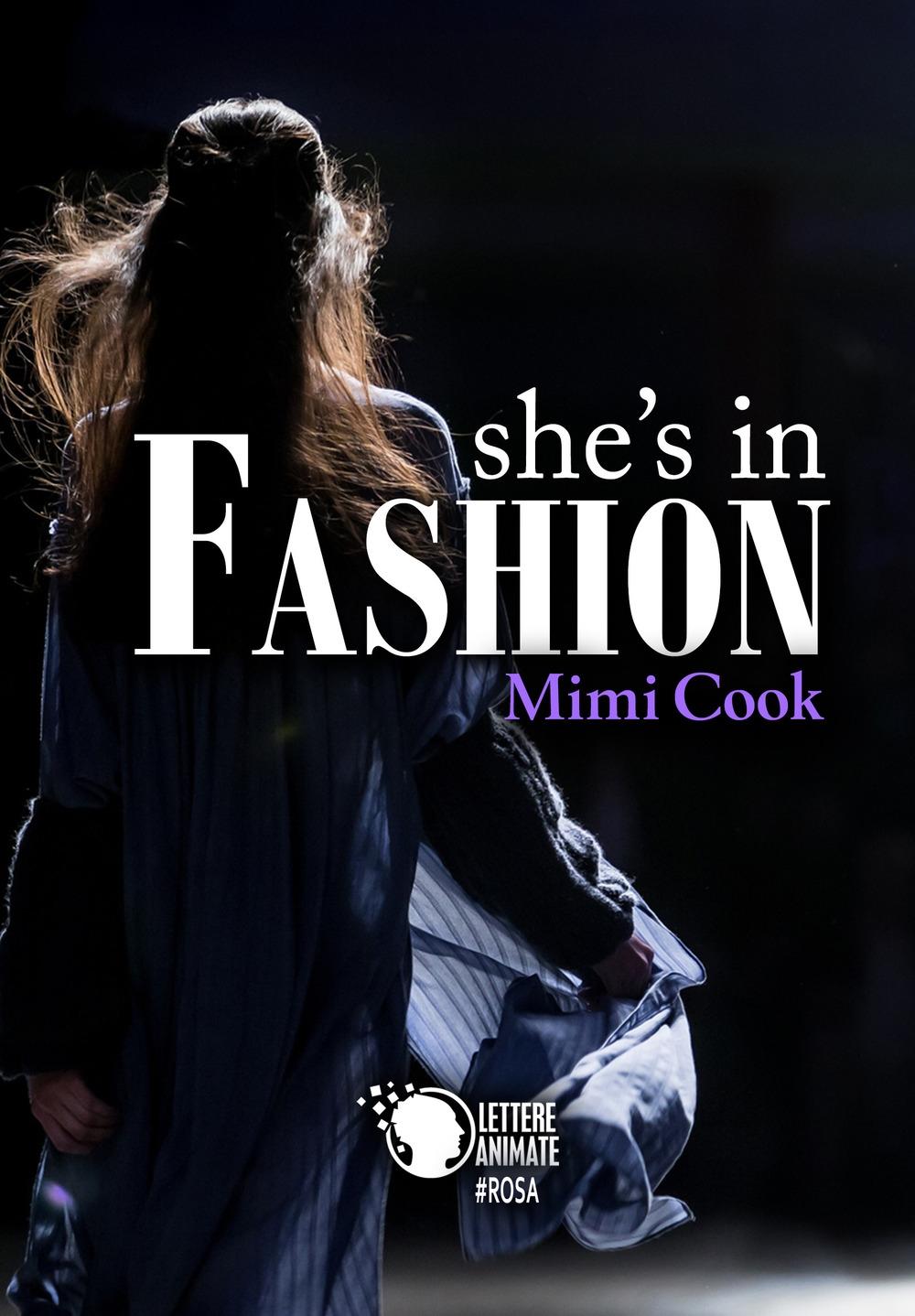 She's in fashion