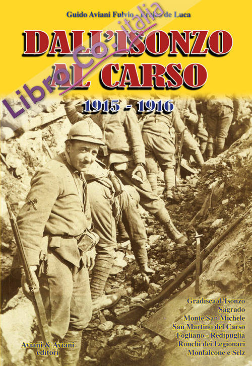Dall'Isonzo al Carso 1915-1918