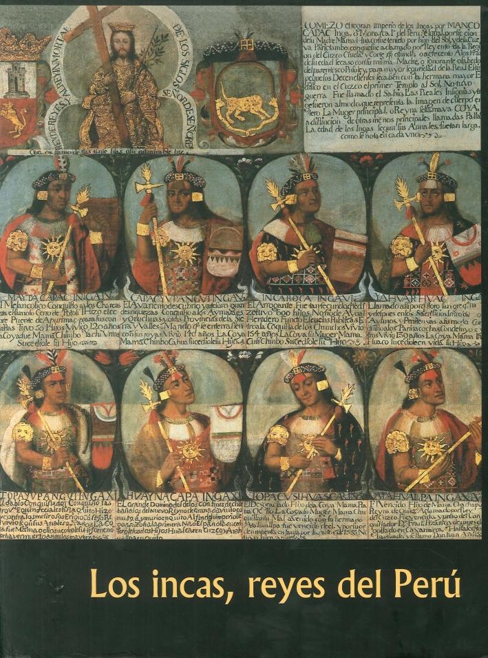 Los Incas reyes del Perù.