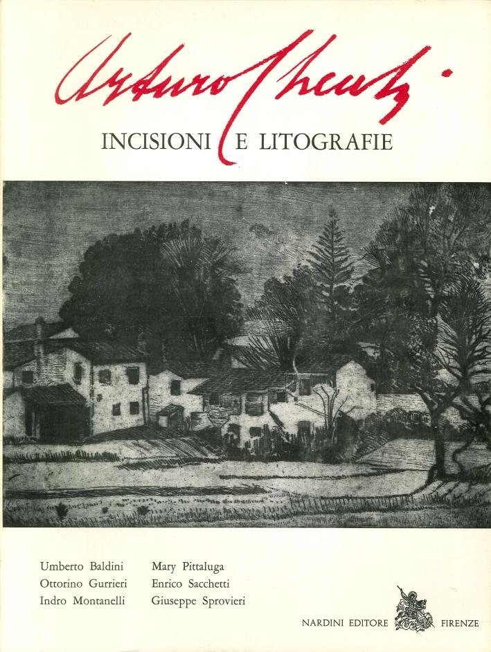 Arturo Checchi. Incisioni e litografie.