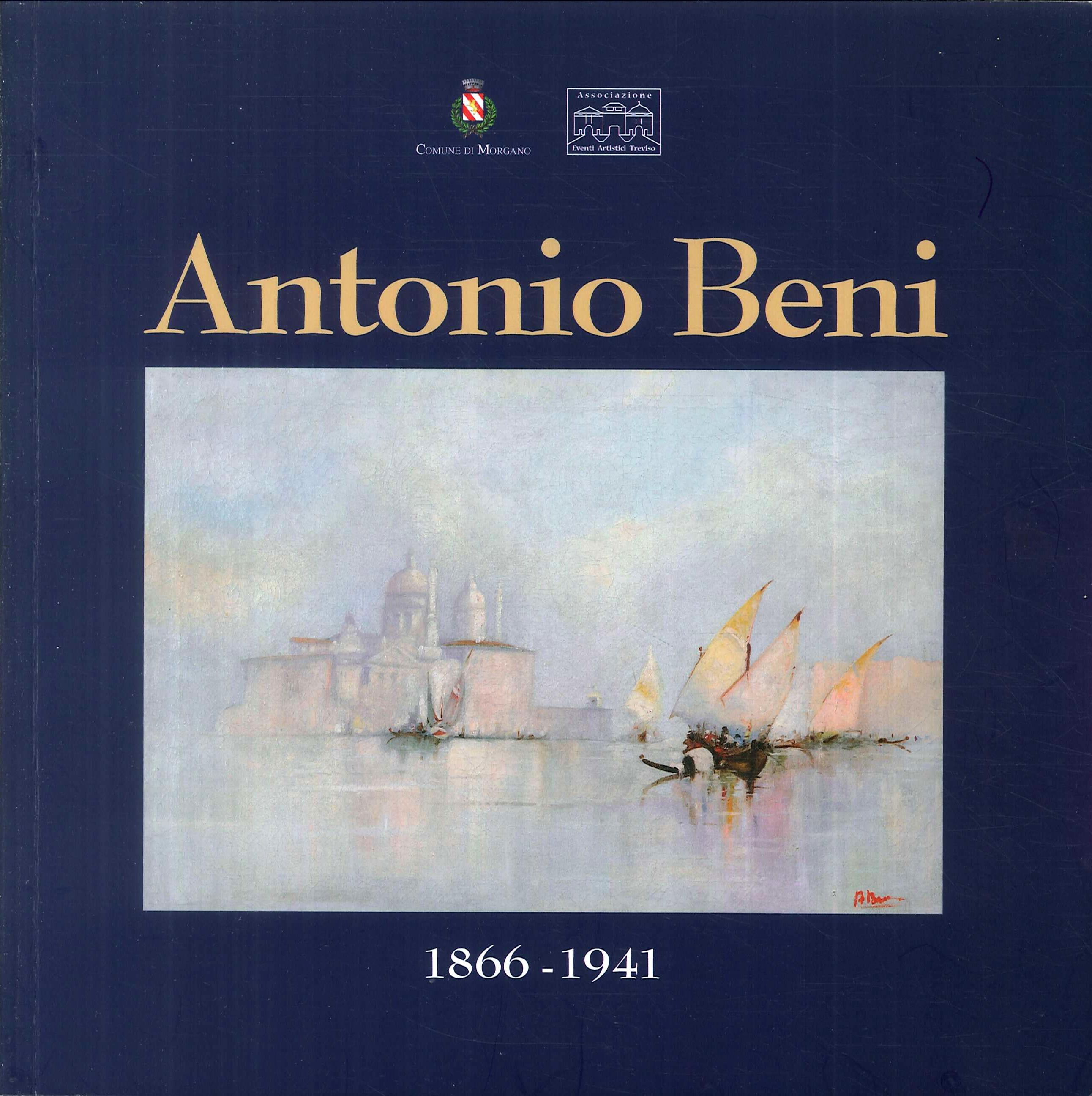 Antonio Beni, 1866-1941