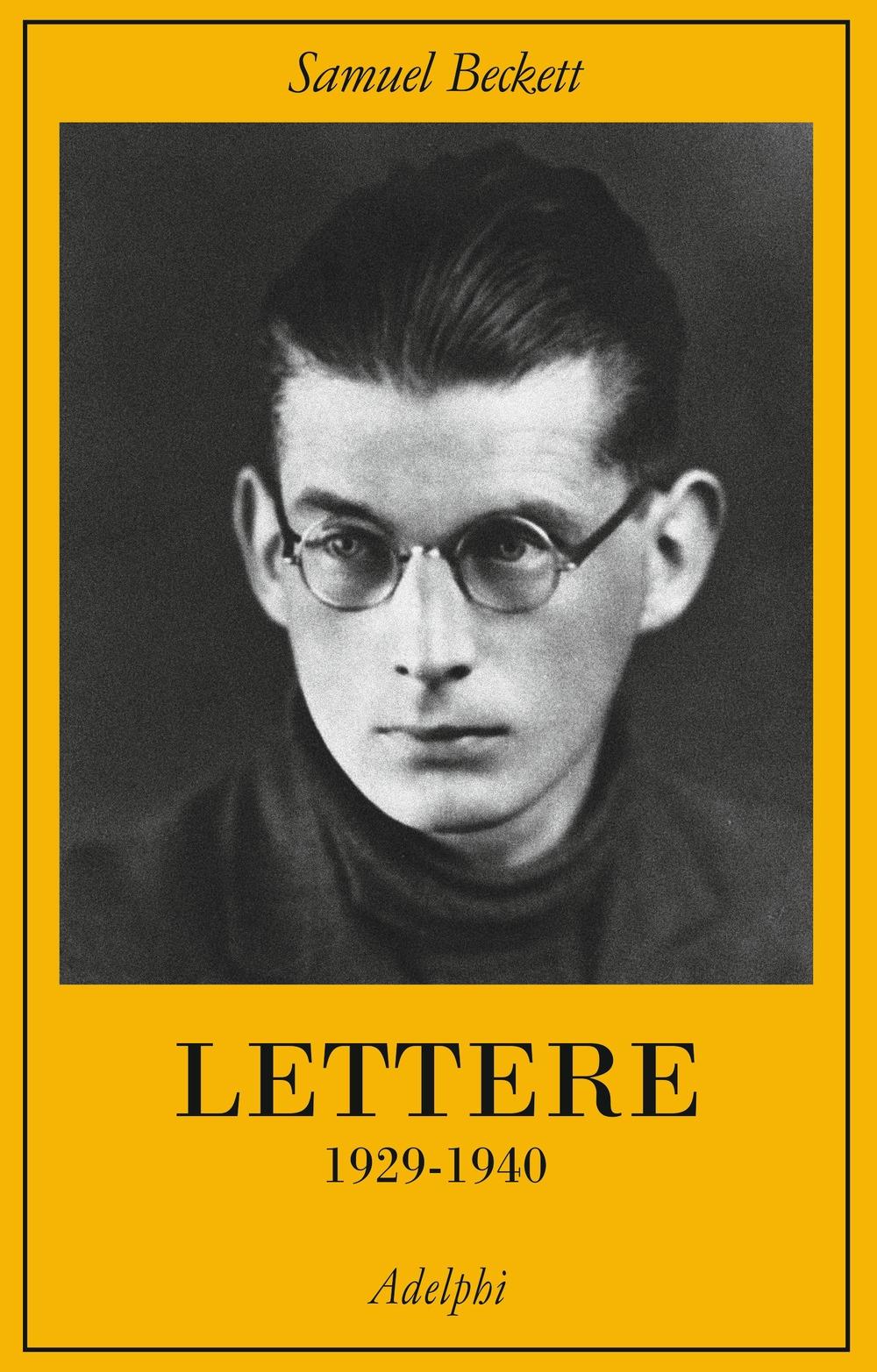 Lettere. Vol. 1: 1929-1940